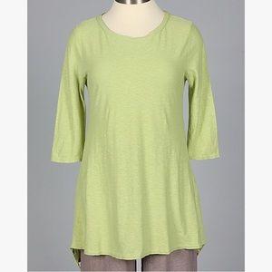 Cut Loose Tunic 3/4 Length Sleeves | Large
